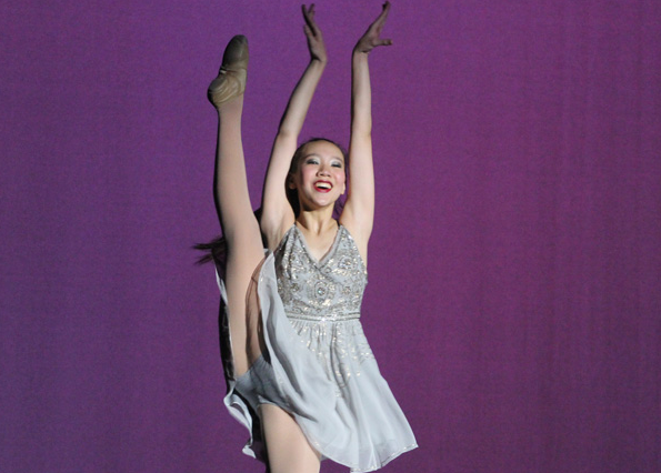 Nadiya Choi: Dancing with the Beat