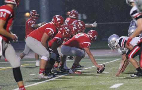 Varsity Football Season Cut Short