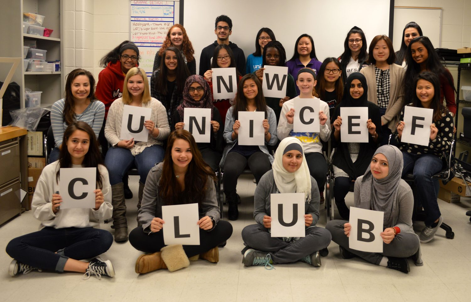Clubs Goin Up at West: UNICEF