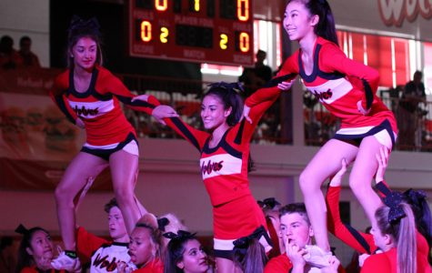 NWSN Episode 5: Cheerleading with Maggie Holbrook