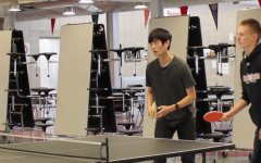 First State Competition for Varsity Ping Pong Team