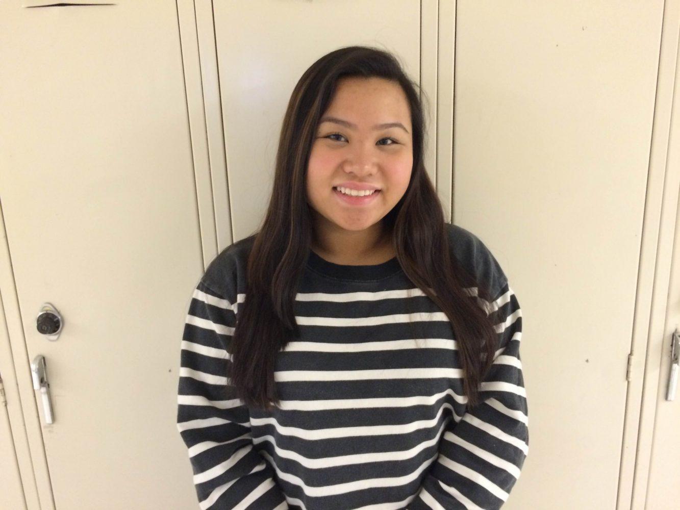 Freshman Friday: Jana Marquez
