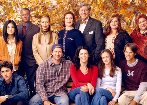 I Need Coffee in an IV: The Return of Gilmore Girls