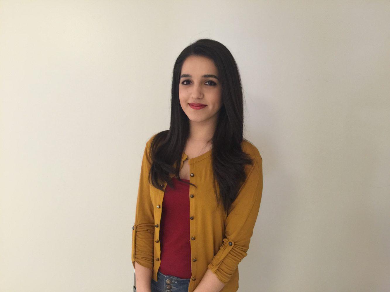 Meet Me in a Minute: Ruqayah Al-Salihi