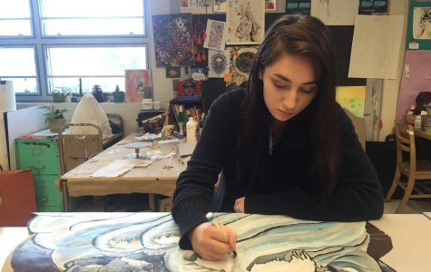 Freshman Friday: Paige Garland