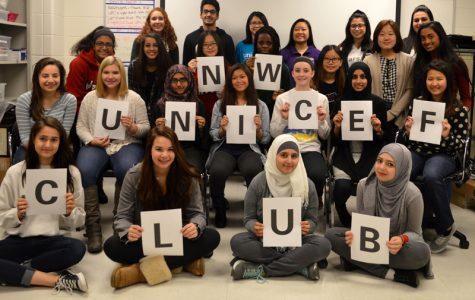 UNICEF Club Hosts West Water Week