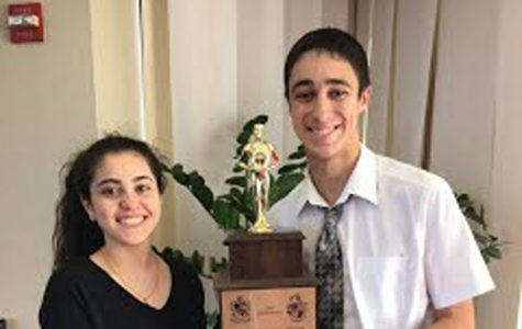 Sophomores Win Junior Varsity Debate Nationals