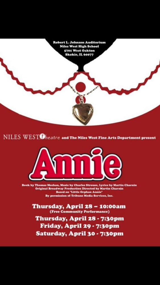 NW+Theater+Presents%3A+Annie