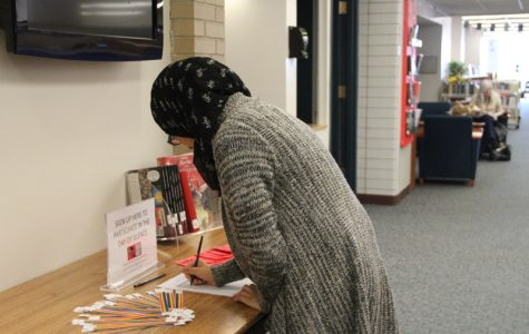 Niles West Supports The National Day of Silence