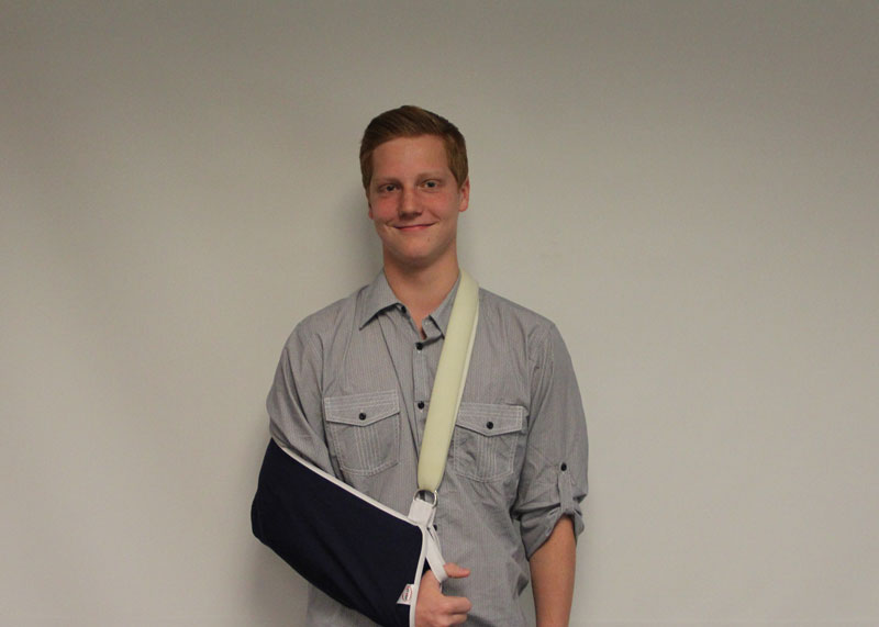 Freshman Friday: Hayden Kipp