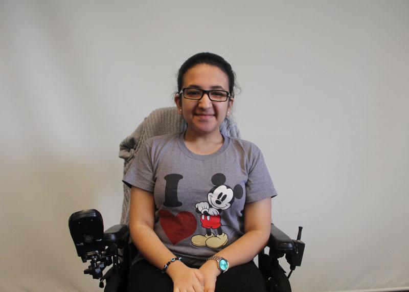 Principals Recognition Award: Mariam Aamir