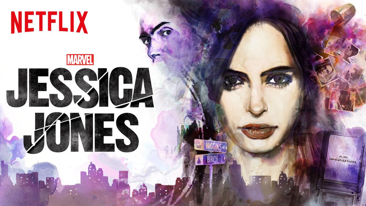 Jessica+Jones%3A+More+Than+Just+a+Superhero