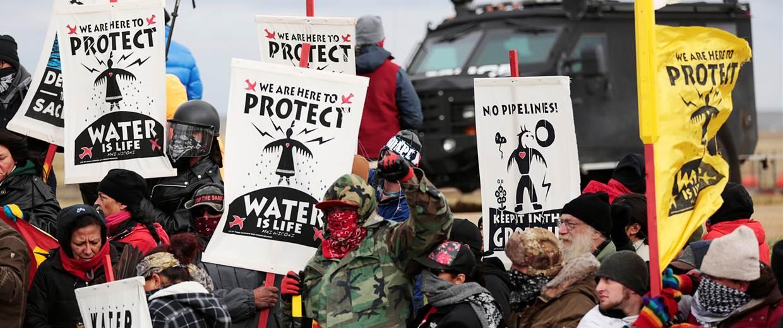 Trump Overturns the Dakota Access Pipeline Order