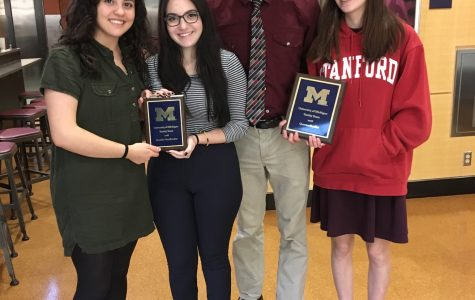 Three Niles West Debaters Named J. W. Patterson Fellows