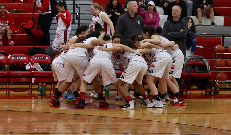 Girls Varsity Basketball vs Evanston: Redemption