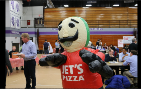 The Last Slice: Final Pizza Wars Held at North