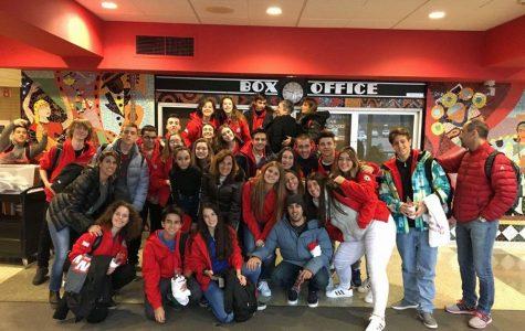 Q & A: Argentinean-Exchange Students Visit Niles West