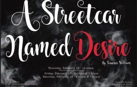 "A Streetcar Named Desire: More Than A ""High School"" Production"