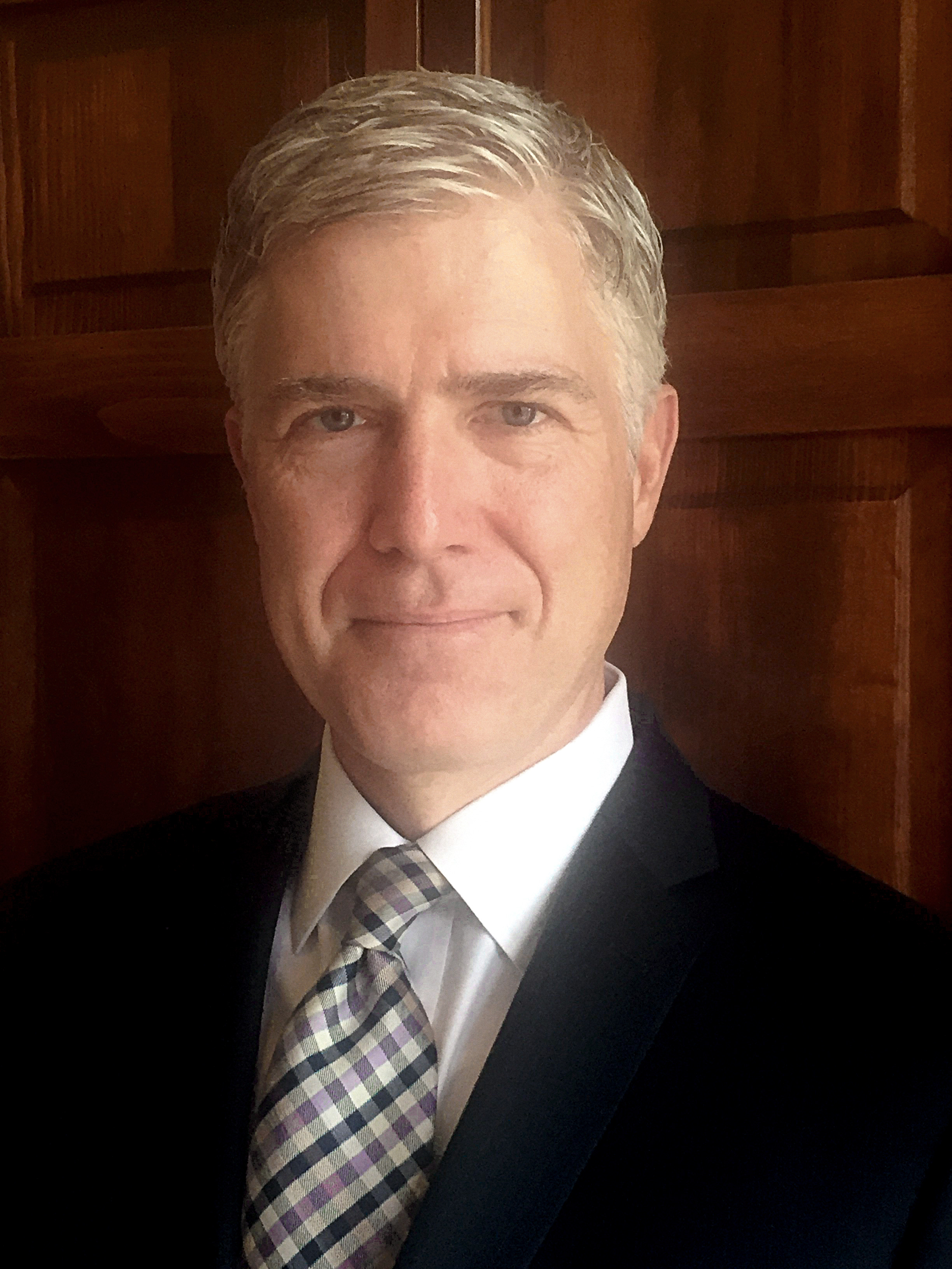 Judge Neil Gorsuch is President Donald Trump's nominee for the US Supreme Court.