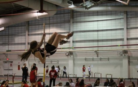 Two Varsity Girls Niles West Pole Vaulters Qualify for State