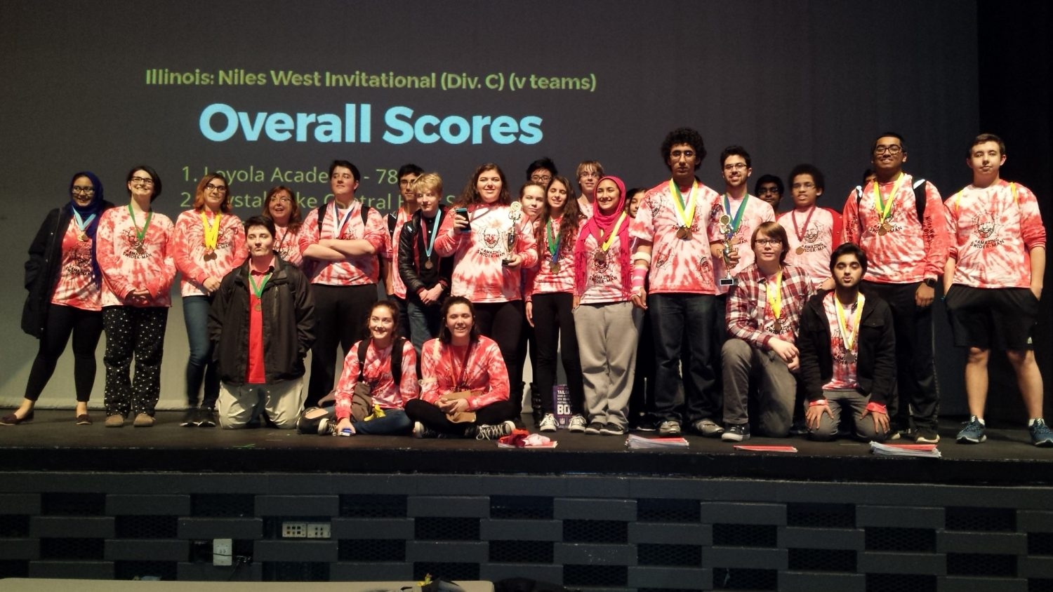 February Science Olympiad Invitational Results Announced