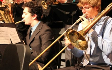 Symphonic Wind Ensemble Performs at Metro East Band Festival Ahead of Pasta 'n' Pops