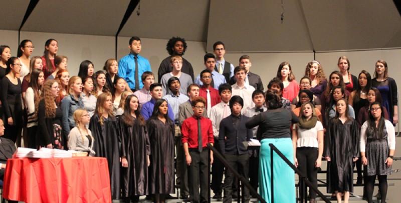 Choir+Concert+to+be+held+Thursday