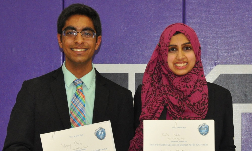 Two+West+Students+Selected+to+Compete+at+International+Science+Fair