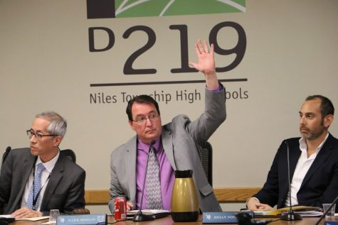 Niles North Hosts Board of Education Candidate Forum