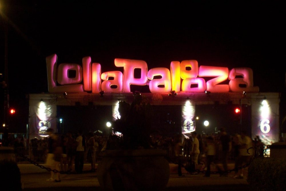 Lollapalooza: Music is our DNA