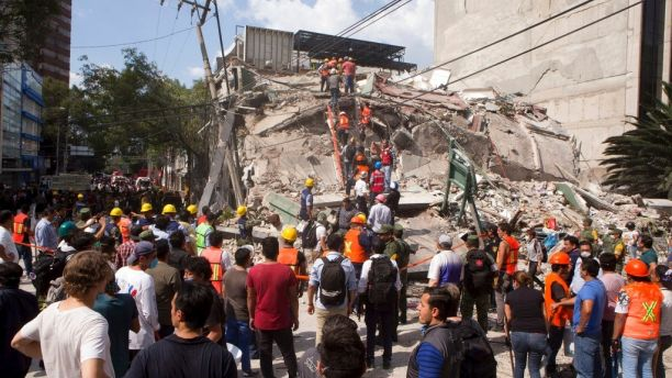 West Responds to Devastation in Central America and the Caribbean