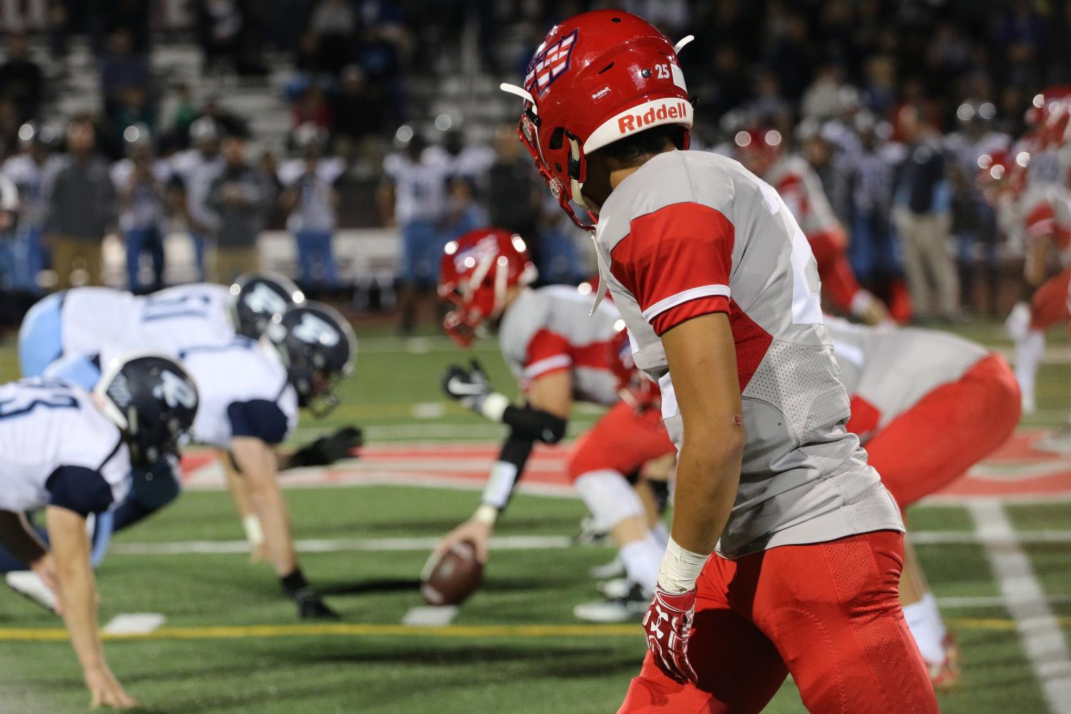 Niles West suffers another tough loss of 23-0 resulting in a record of 0-3.