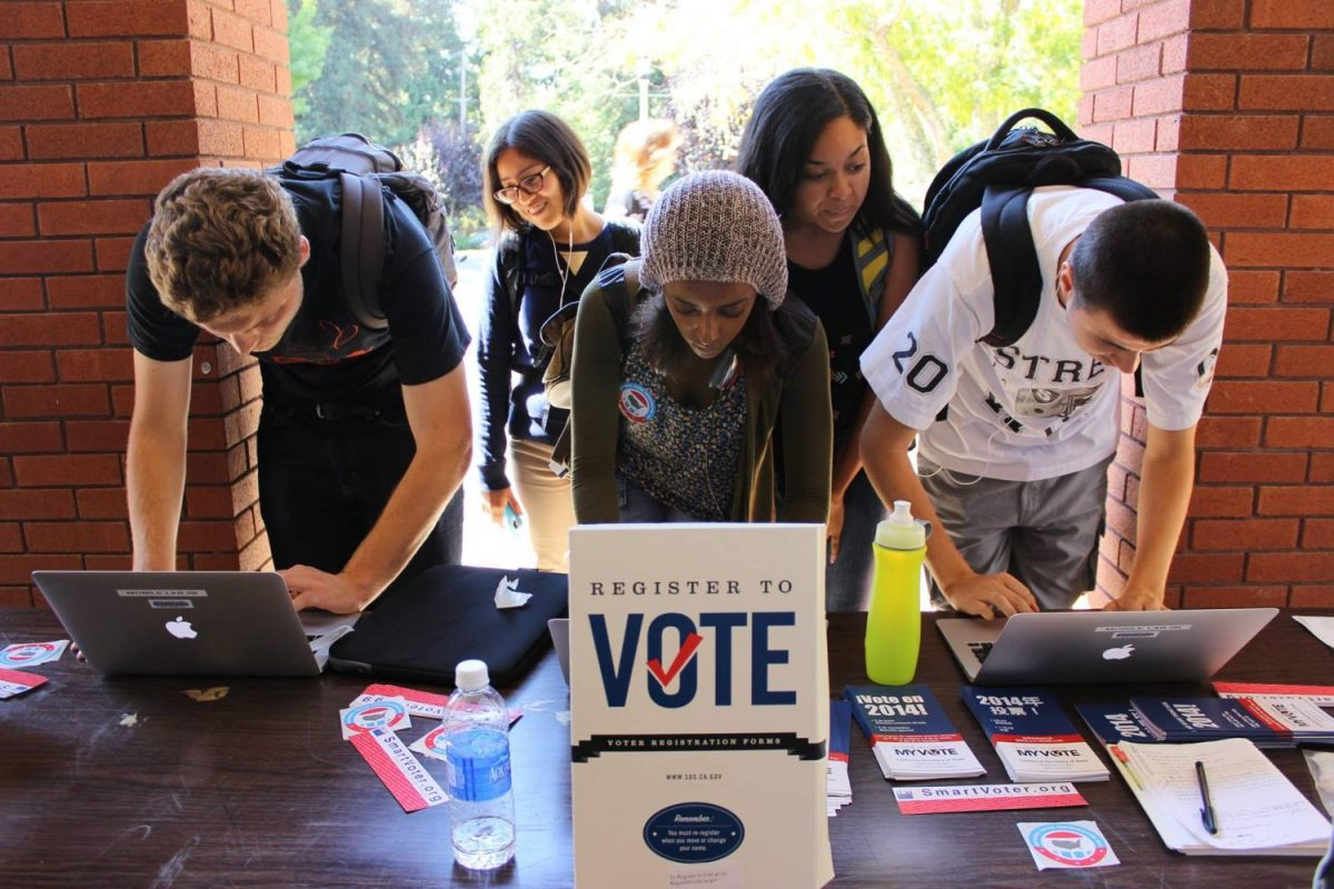 National Voter Registration Day to be Held Tuesday