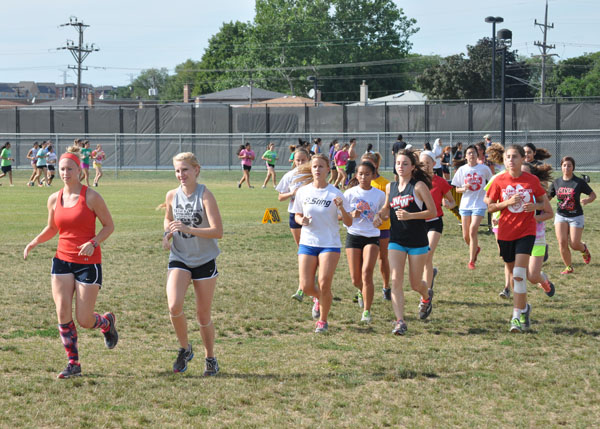 2017-18 Girls Varsity Cross Country Preview