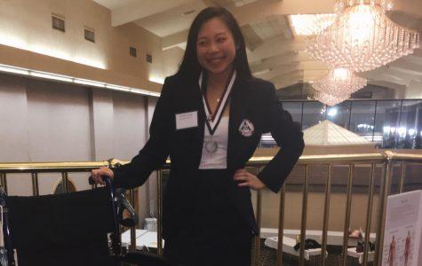 Rachel Cheuk: A Natural Born Leader
