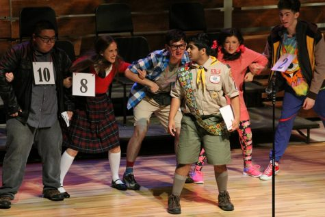 25th Annual Putnam County Spelling Bee: Witty and Nostalgic
