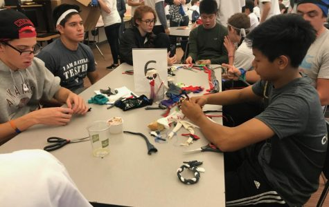 West Hosts Successful First Wolfpack Gives Back Event
