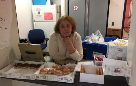 The Soviet Union, Go Green Club, and Krispy Kreme Donuts: Tatyana Gulak