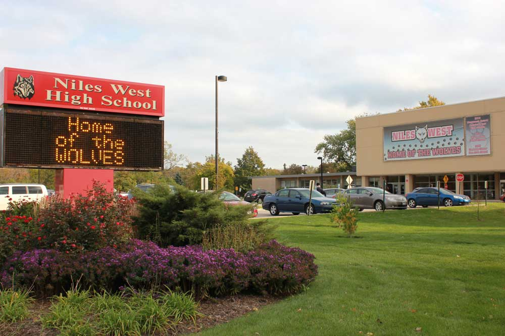 Niles West underwent several improvements and renovations during the summer.