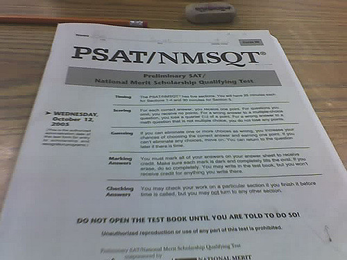 Niles West freshman and juniors will be taking part in standardized testing on Tues., April 10.