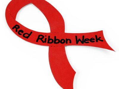 Red Ribbon Week Begins Monday