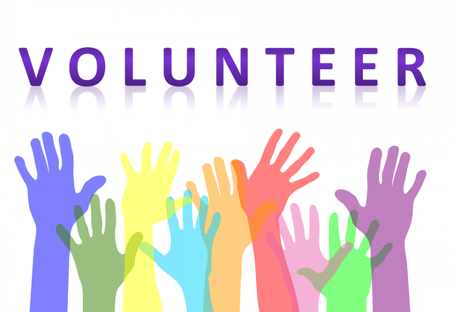 Volunteer Fair to be Held This Friday