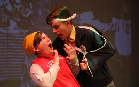 "Niles West Theatre's ""Law and Order: Fairy Tale Unit"""
