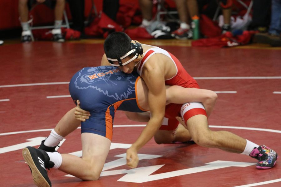 Niles West Wrestling Team to Host Match against North on Friday