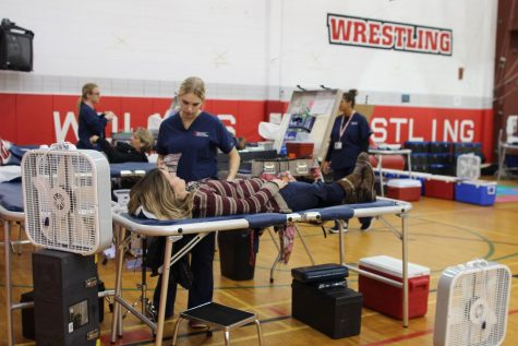Blood Drive to be Held Tuesday