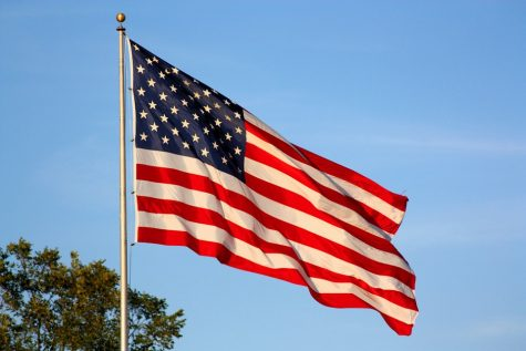 Students to Say The Pledge of Allegiance During Homeroom