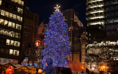 Downtown Festivities: Christmas Edition
