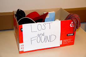 Unclaimed Items in Lost and Found to be Donated