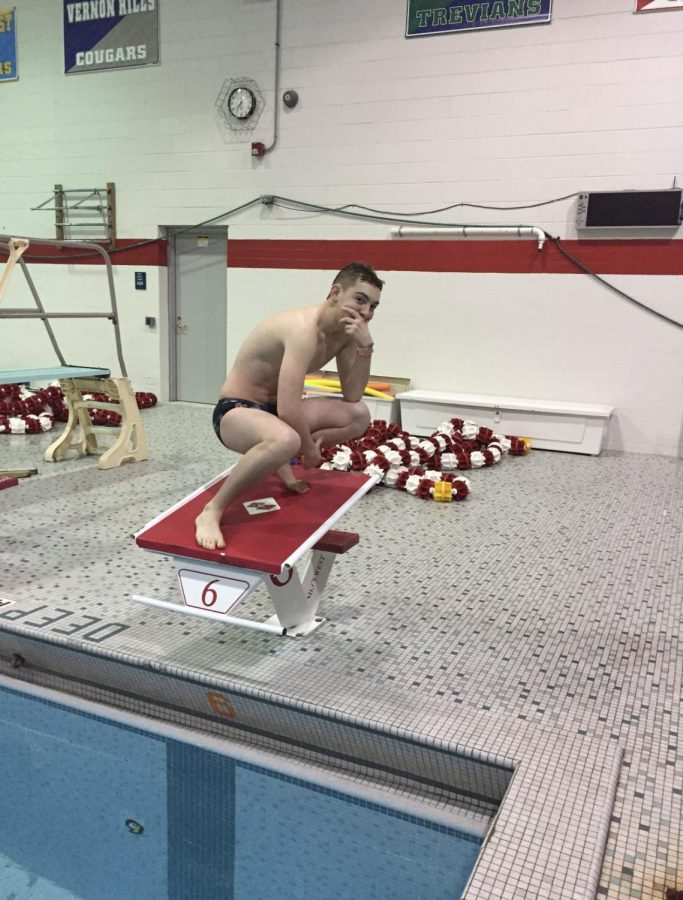 Sam Plusker: Dedicated and Kind In and Out of the Water
