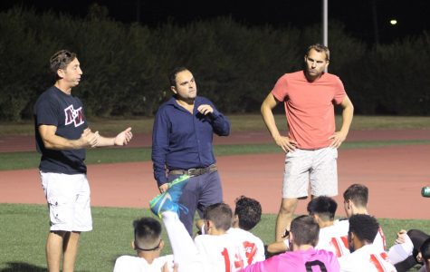Vasilios Papaioannou: Inspiring On and Off the Field